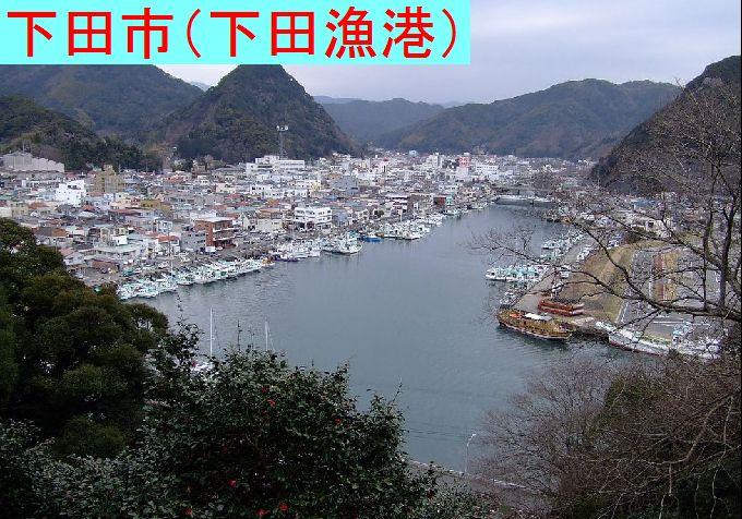 静岡県 下田市 下田漁港